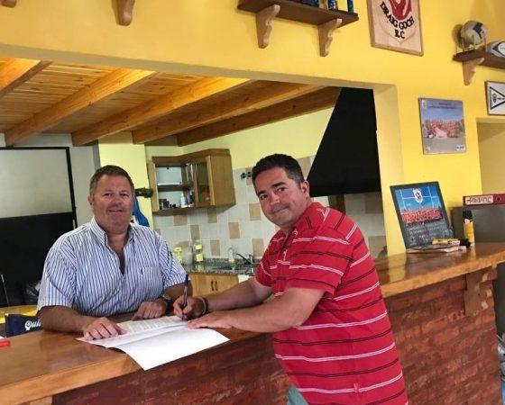 Draig Goch renovó sponsoreo de Patagonia Broker