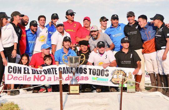 Trelew Polo Patagonia Broker ganó la «Copa Surisan»